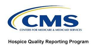 hospice quality reporting program