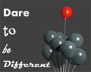 dare to be different in homecare