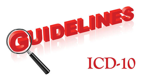 ICD10 Guidelines for Home Health